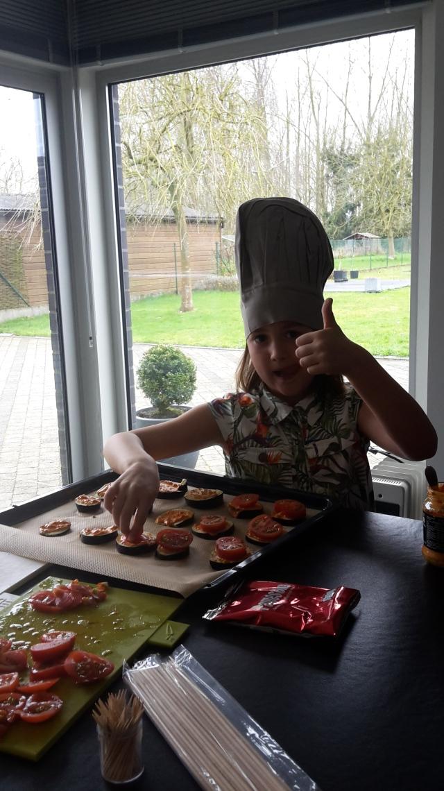 koken is kinderspel