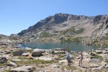 Lac di Bastani, eindelijk!