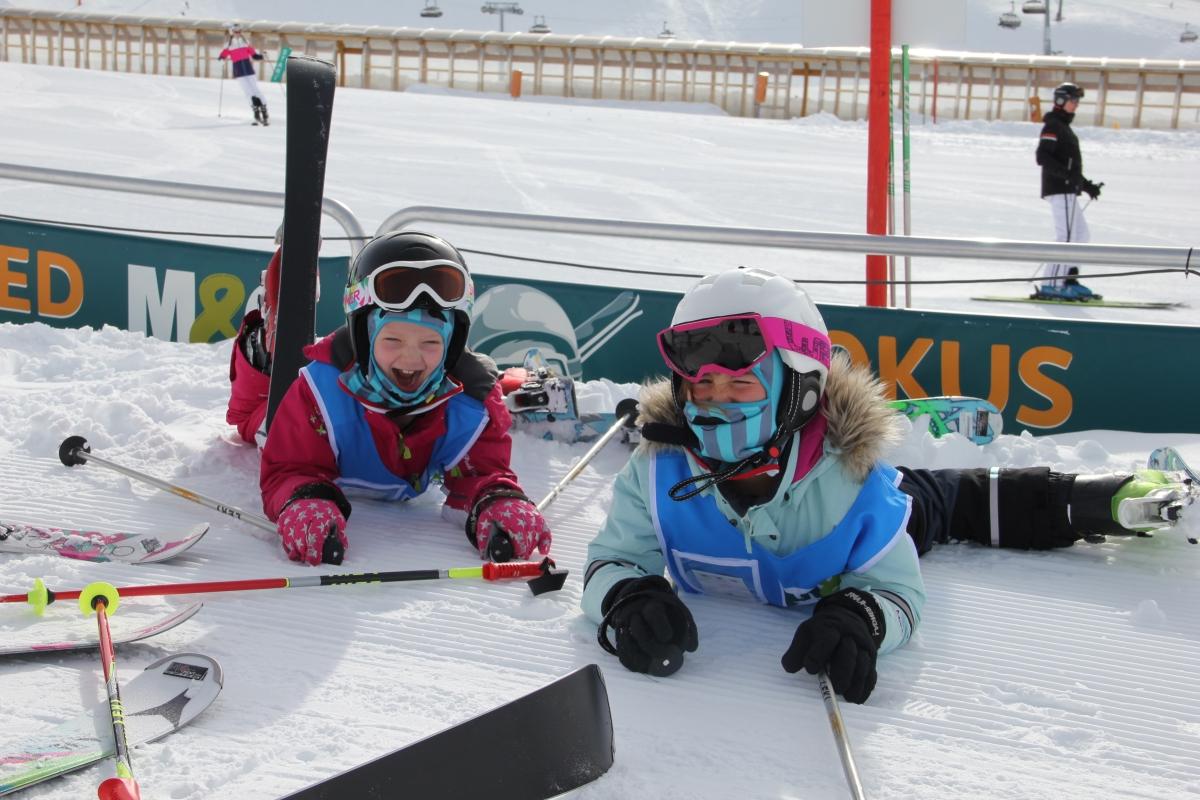 7 redenen waarom gaan skiën met je kinderen een briljant idee is.