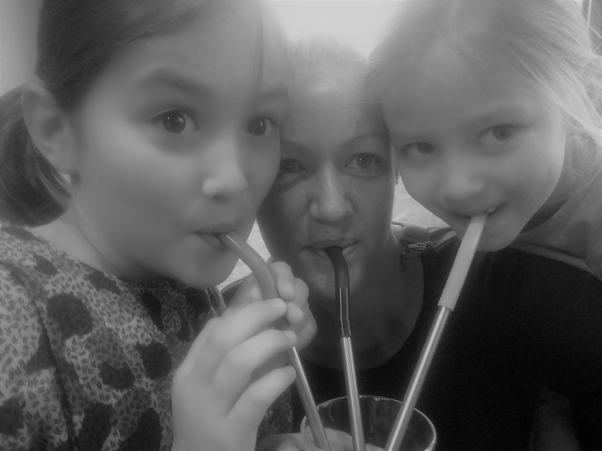 #Ouderzonden: avaritia of ook wel wat ik nooit zou delen met mijn kinderen...